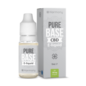 Harmony cbd pure base bottle